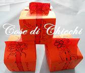 scatoline di cartoncino
