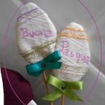 uova di stoffa